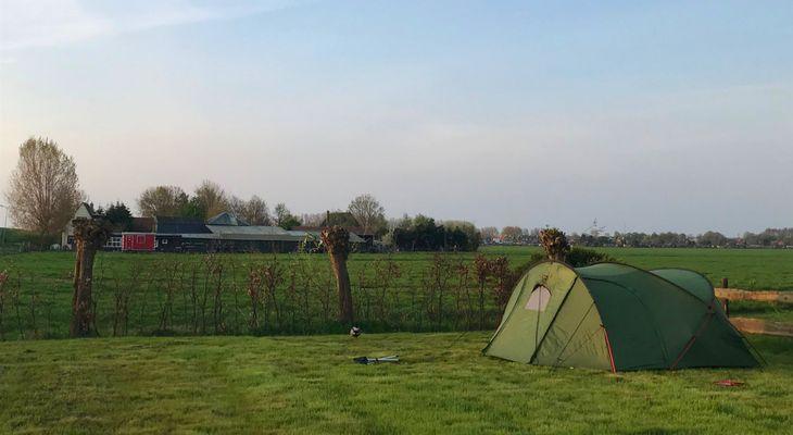 boerencamping noord holland