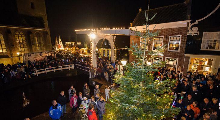 Midwinterfeest In Historisch De Rijp I Love Noord Holland