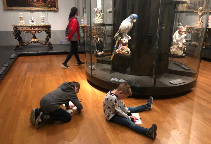 rijksmuseum met kinderen