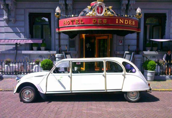 2cv tour amsterdam